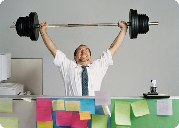 Профессиональный успех и здоровье