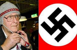 В юности Ингвар Капрад симпатизировал нацистам