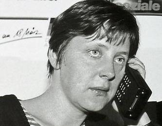 История Ангелы Меркель