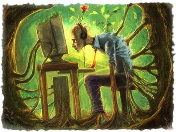 зависимость о интернет знакомств