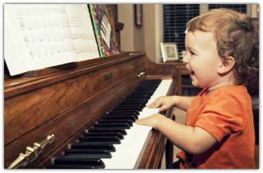 Как распознать талант у ребенка