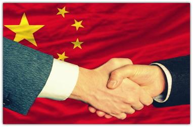 Общение с китайцами