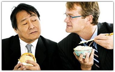 Общение с китайцем