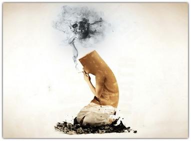 Курите после трех