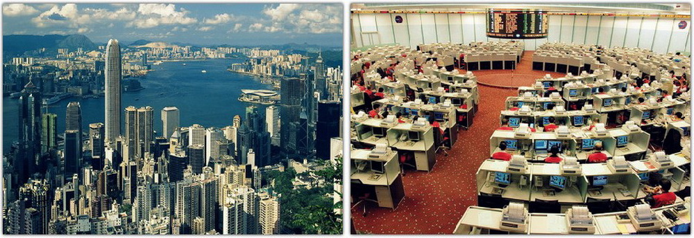 Гонконг – главный финансовый рынок
