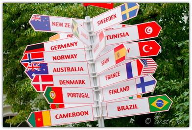 Концепция шести флагов