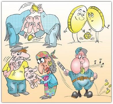 Приметы и суеверия о деньгах