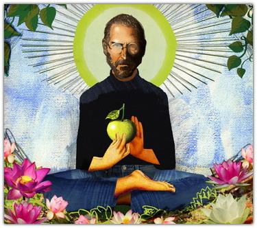 Техника медитации Стива Джобса