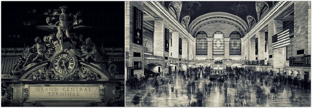 Grand Central Terminal построен Корнелиусом Вандербильтом