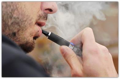 Действие электронных сигарет на здоровье человека