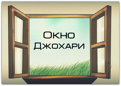 Окно Джохари