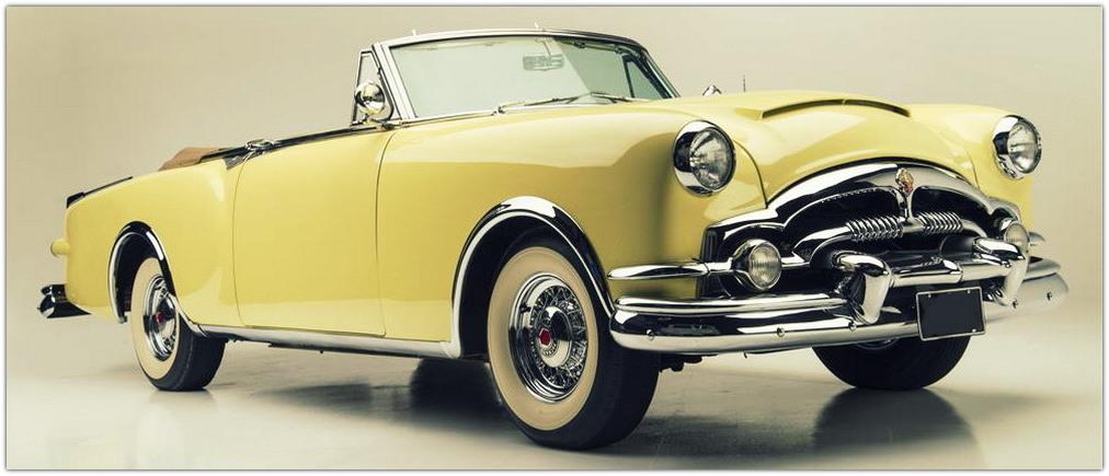 Packard Caribbean 1953 года