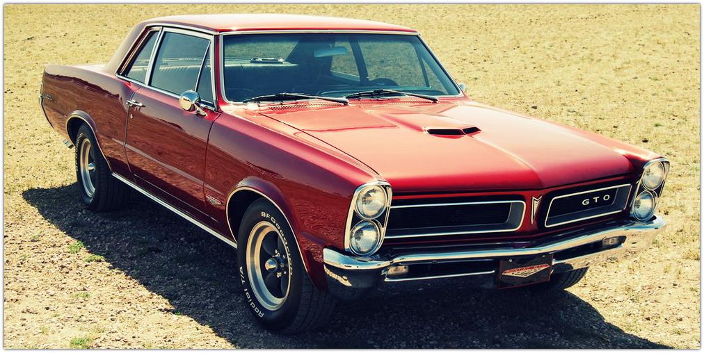 Pontiac GTO 1965 года