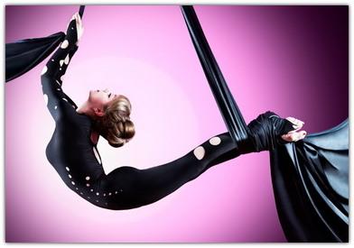 Школы воздушной гимнастики