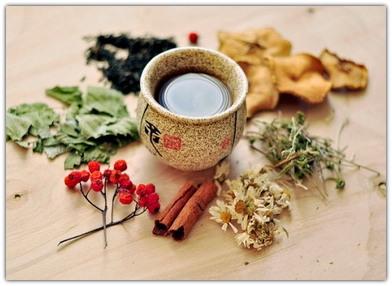 Пейте необычный чай