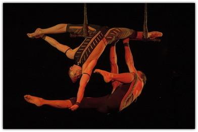 Ги Лалиберте и Cirque du Soleil
