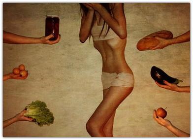 Анорексия, причины и лечение