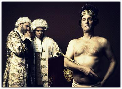 Новая эра голого короля