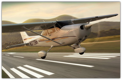 Обучение на частного пилота