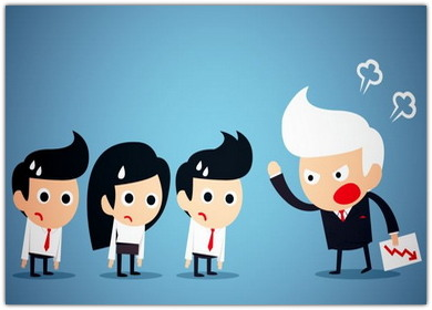 Ошибки в мотивации сотрудников