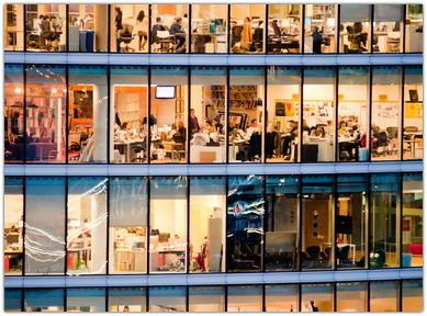 Как организация офиса влияет на успех компании