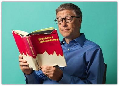 Как читают миллиардеры