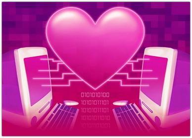 Любовь на сайте знакомств