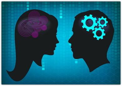 Различия в языке мужчин и женщин