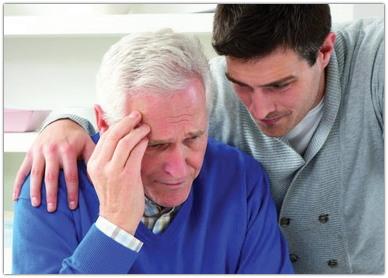 Старческое слабоумие как помочь близким