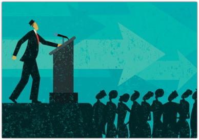 Ораторское мастерство для руководителей