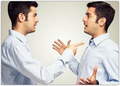 Разговор с самим собой
