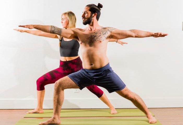 Пауэр-йога