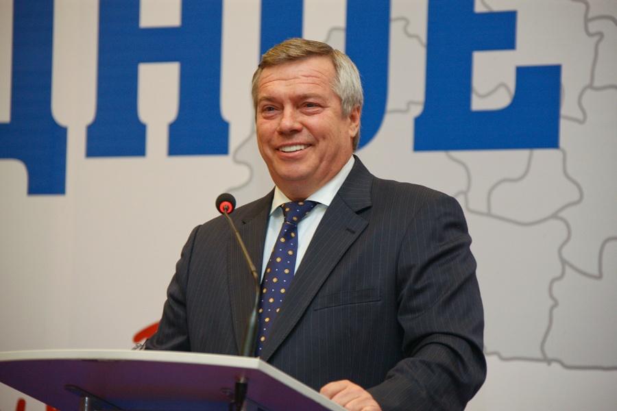 Выборы губернатора Ростовской области