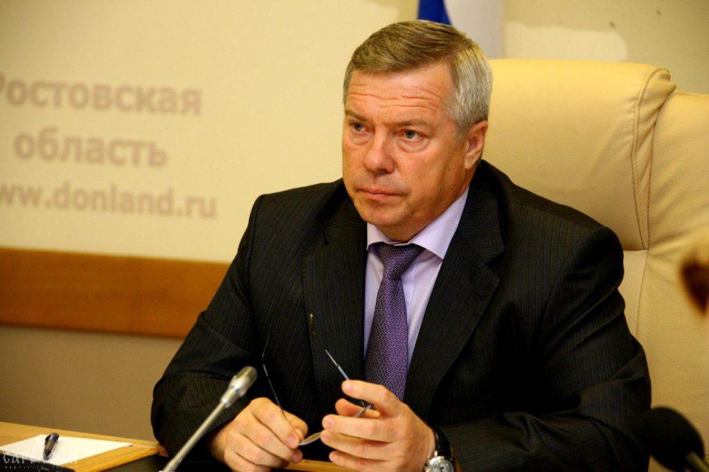 Василий Юрьевич губернатор